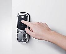 Lockwood 001Touch Digital Locks