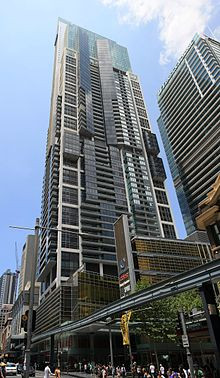 Window Safety for World Tower Sydney