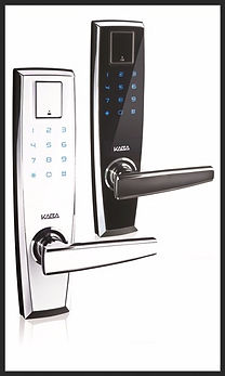 Kaba E-flash digital lock