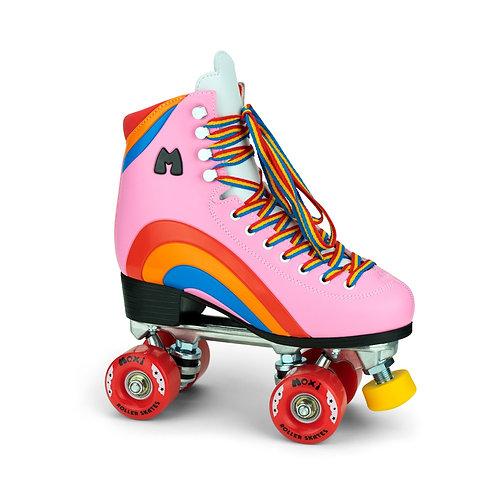 Moxi Rainbow rider - pink - size1 (EU 31/32)
