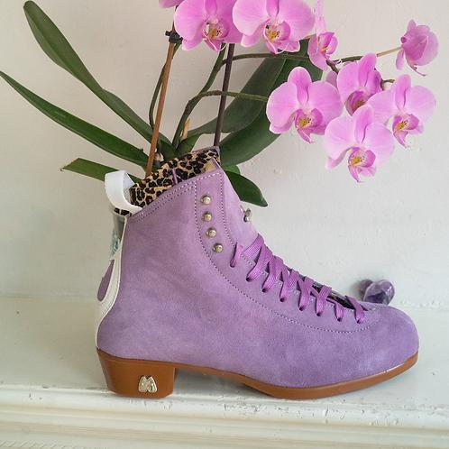 Moxi Jack boot Lilac, size 8,5