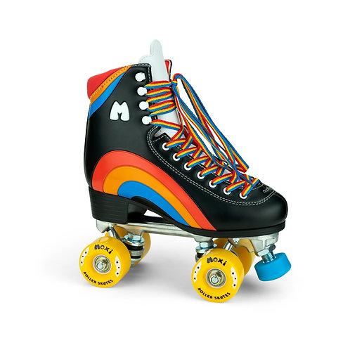 Moxi rainbow rider black - size 2 / EUR 33