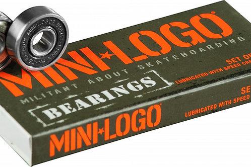 Minilogo bearings