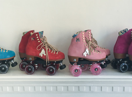 Moxi skates available for fitting...