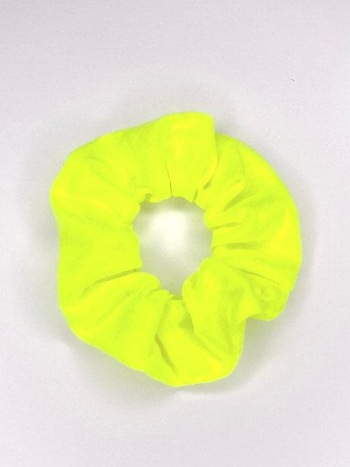 Neon Scrunchies - Yellow