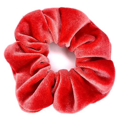 Vibrant Velvet - Coral