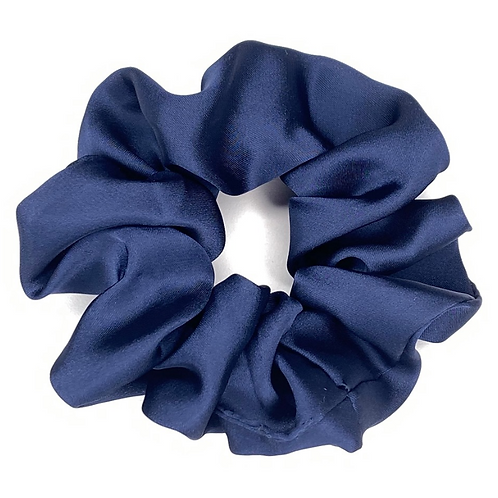 Sultry Satin - Navy