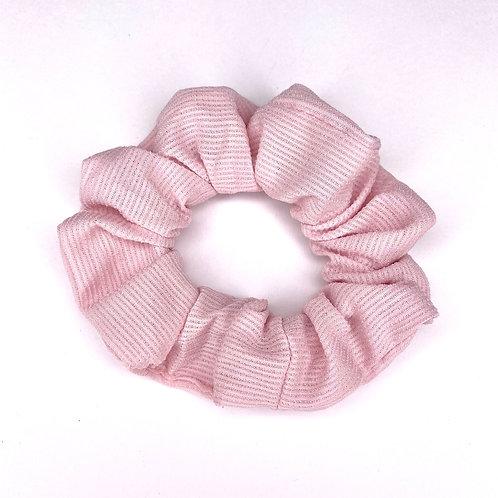 Mini Pink Scrunchie