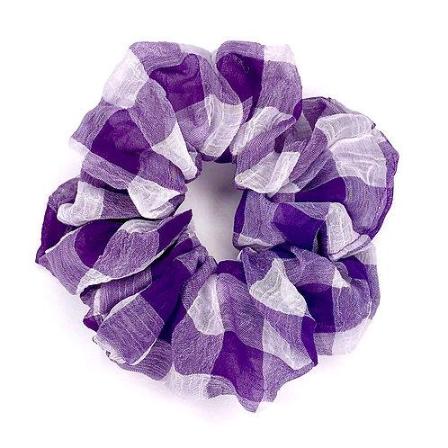 Cheeky Checkers - Purple