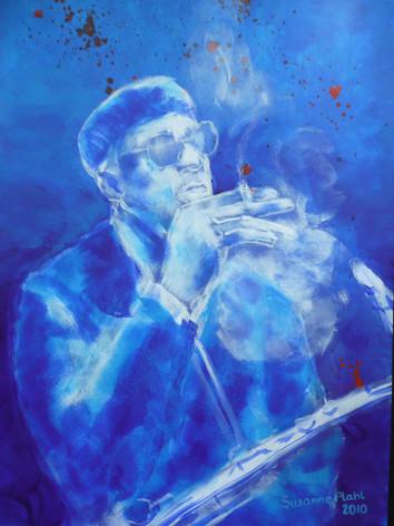 Archie Shepp smokin'