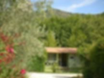 camping*** la fontaine d'annibal buis les baronnies