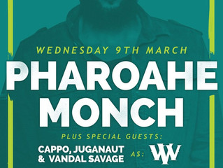Pharoahe Monch Live
