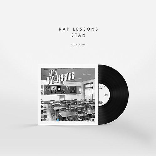 STAN - Rap Lessons (Vinyl CD)