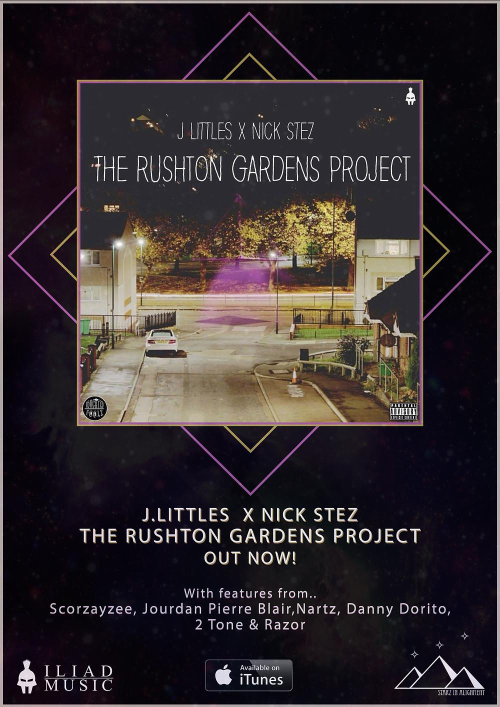 Rushton Gardens Project