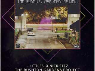 The Rushton Gardens Project OUT NOW!