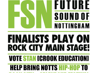 Future Sound of Nottingham!