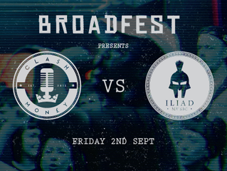 BroadFest: Iliad Music x Clash Money
