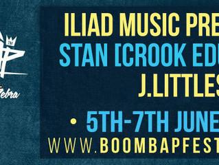 Iliad Music at Boom Bap 2015
