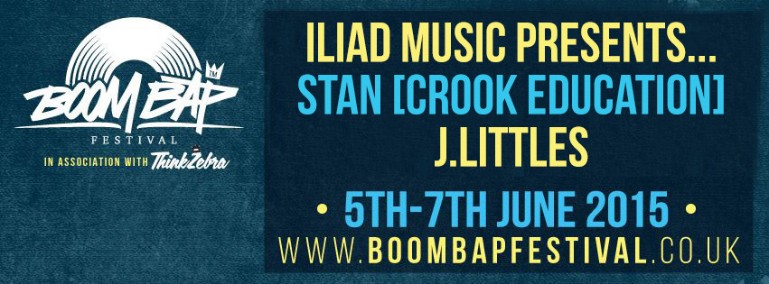 Iliad Music Boom Bap