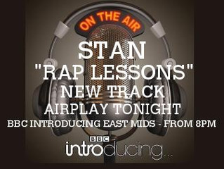 Stan: Rap Lessons (BBC Nottingham)