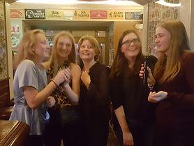 cheers irish pub karaoke