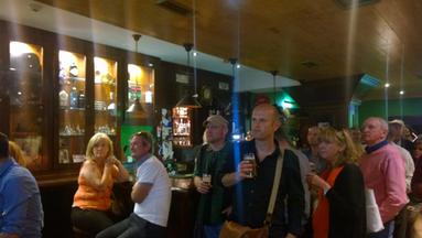 The Corner Irish Pub L:Isbon