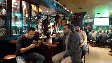 The Corner Irish Pub