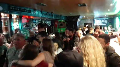 The Corner Irish Pub Karaoke