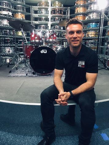 Drum With Alex