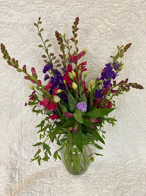 Medium Arrangement