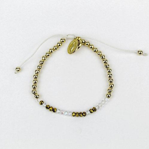 Sponsor Morse Code Bracelet