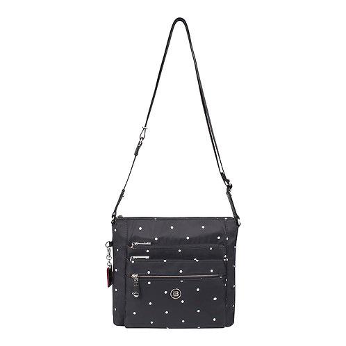 Buena H Printed Crossbody Bag