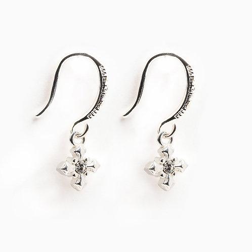 Brilliance Crystal Faith Earrings