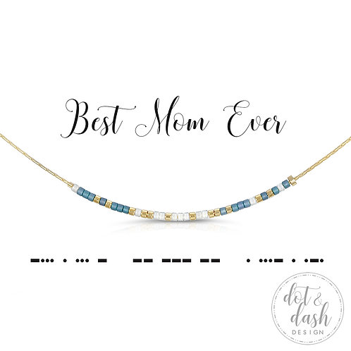Best Mom Ever (Necklace)