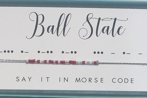 Ball State (Necklace)