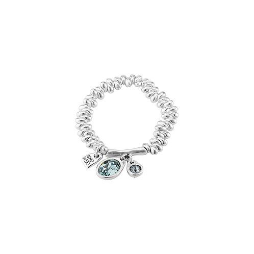 Eclipse Bracelet Silver