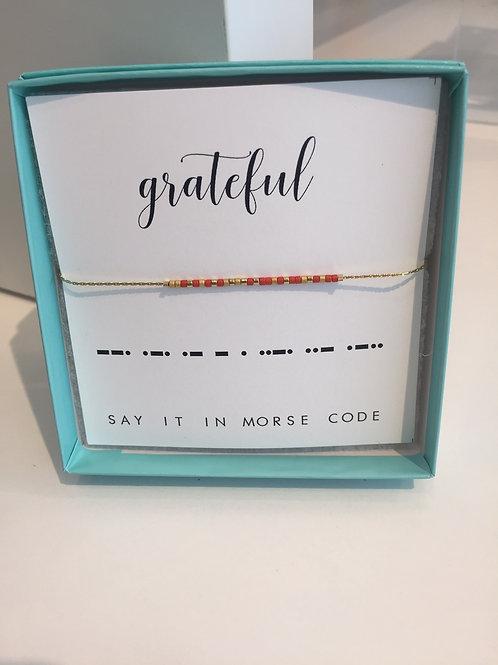 Grateful (Bracelet)