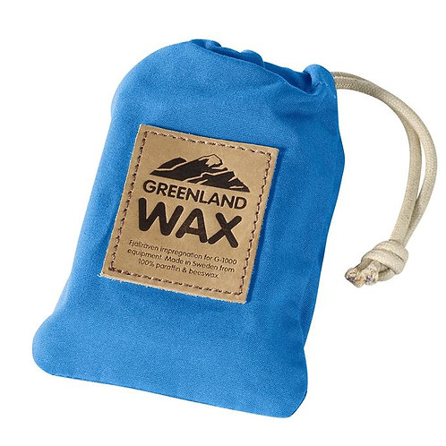 Greenland Wax Bag