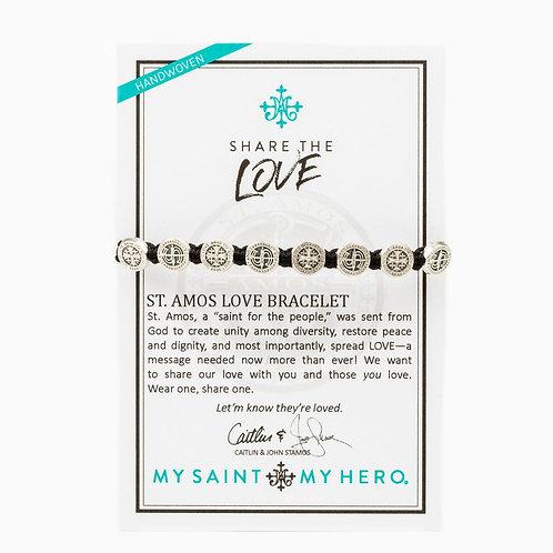 Share the Love St. Amos Bracelet