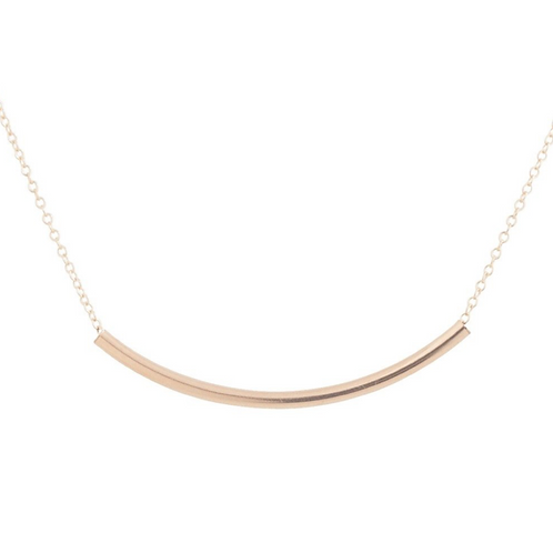 "16"" Bliss Bar Necklace"