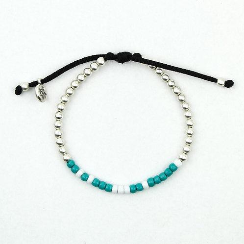 Beloved Morse Code Bracelet