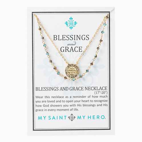 Blessings & Grace Necklace