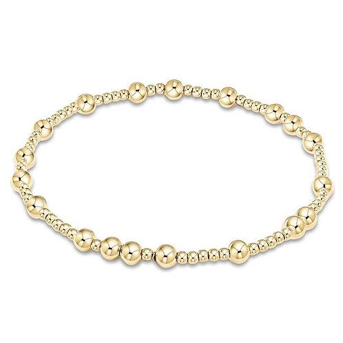 Hope Unwritten Bracelet - Gold