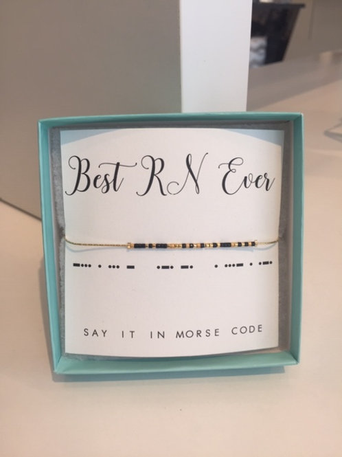 Best RN Ever (Bracelet)