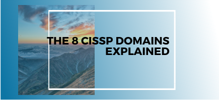 The 8 CISSP Domains Explained