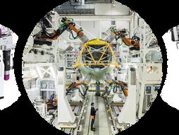 Cession par Fives de l'activité d'unités de perçage automatisées pour l'aéronautique à Andrews Tools