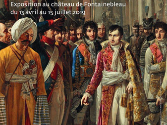 Aurignac sponsorship: inauguration of the Franco-Canadian exhibition at the Château de Fontainebleau