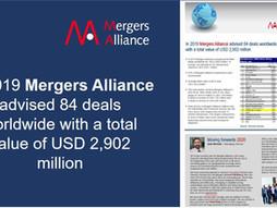 Bilan 2019 du réseau Mergers Alliance et perspectives 2020