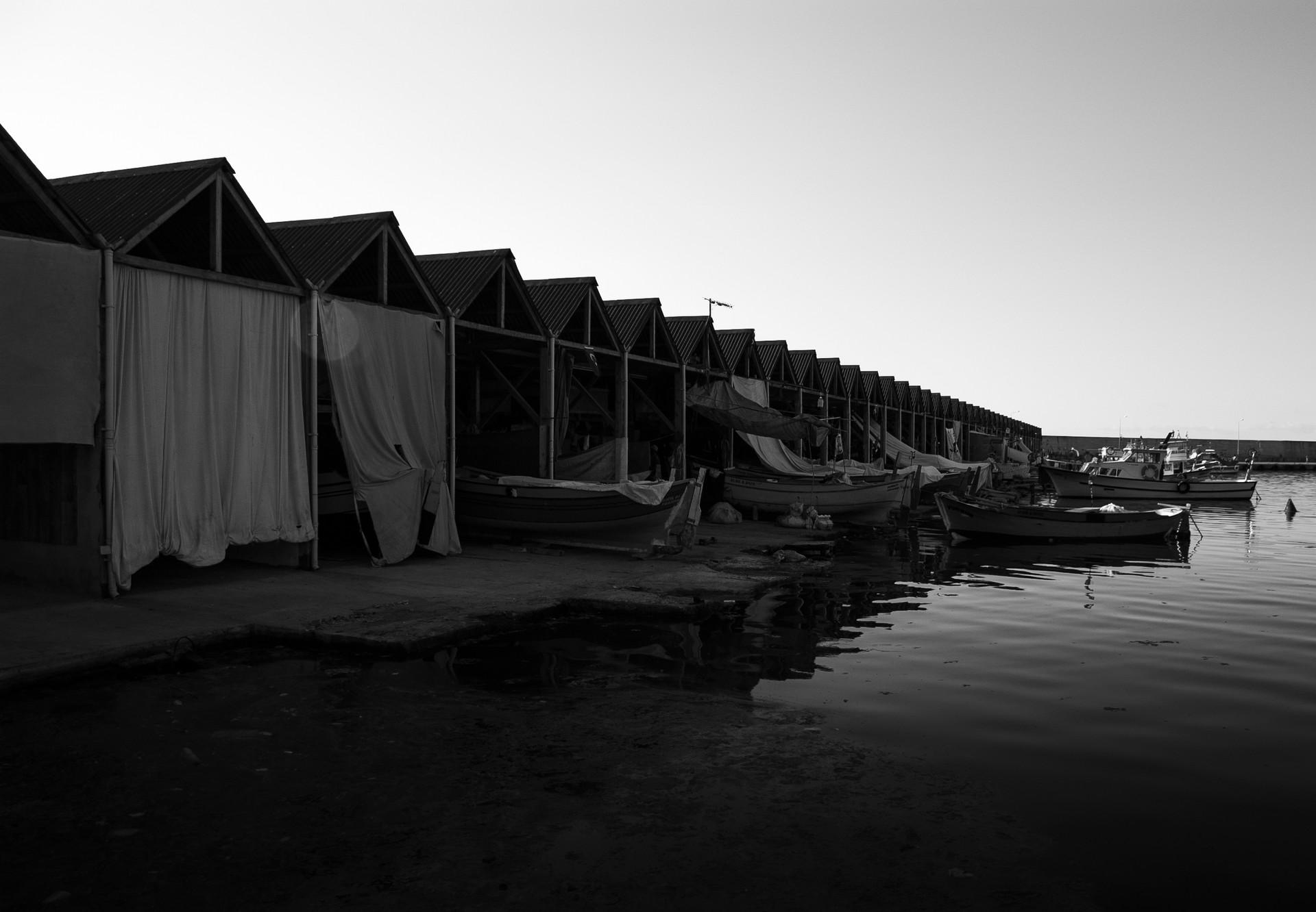Balıkçı Barınakları