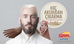 Türem Yumurta - Outdoor Reklam Tasarımı